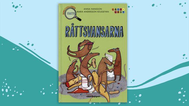 Kul fakta - djur : Råttsvansar - del 2
