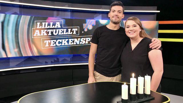 Lilla Aktuellt teckenspråk : 2019-12-06