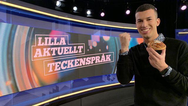 Lilla Aktuellt teckenspråk : 2019-10-04