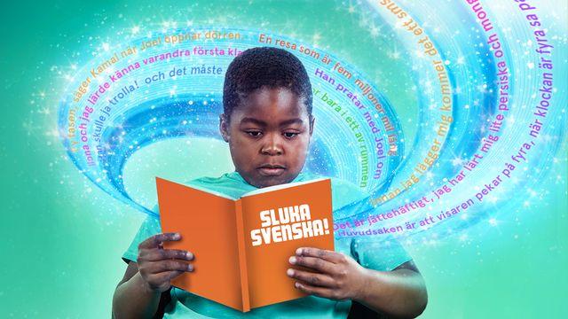 Sluka svenska! : För andra, del 1
