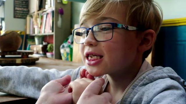 Det här är jag! : Finn från Irland