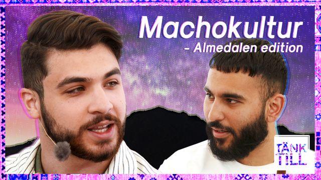 Tänk till talkshow : Är machokulturen dödlig?