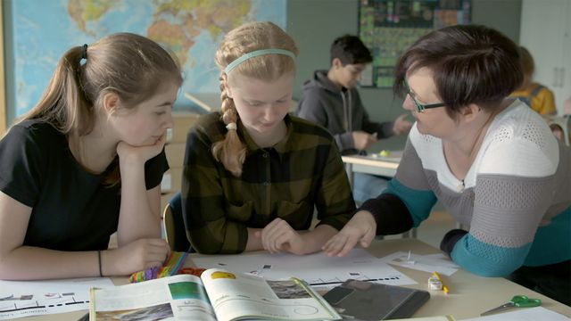 Lärlabbet : Differentierad undervisning för att utmana alla elever