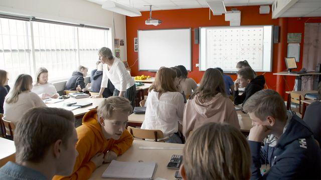 Lärlabbet : Hur skapar man bra grupparbete som lärare?