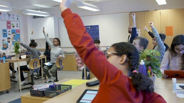 Lärlabbet : Ledarskap i klassrummet