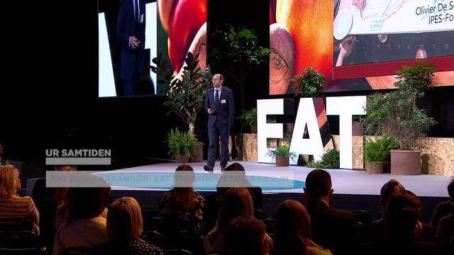 UR Samtiden - Eat 2019 : Politiska beslut och hållbar konsumtion