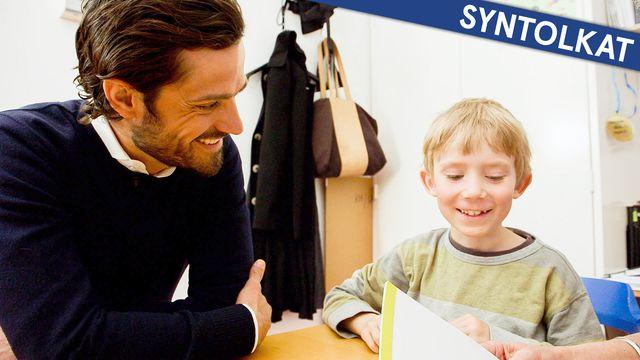 Jakten på dyslexin - syntolkat : Skola, jobb, karriär och framtid