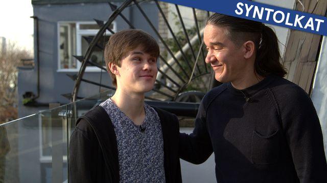Jakten på dyslexin - syntolkat : Fördelar och styrkor