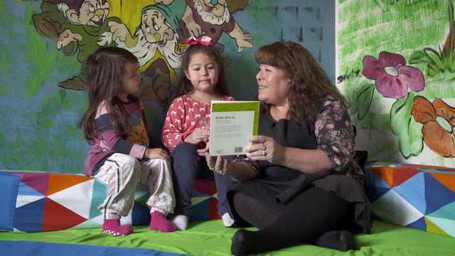 Lärlabbet : Flerspråkighet i förskolan