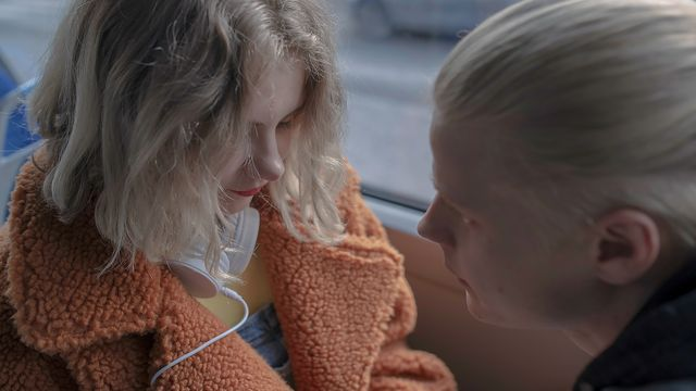 Kortfilmsklubben - finska : Pysäkki