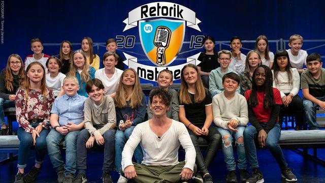 Retorikmatchen 2019 : Semifinal 1