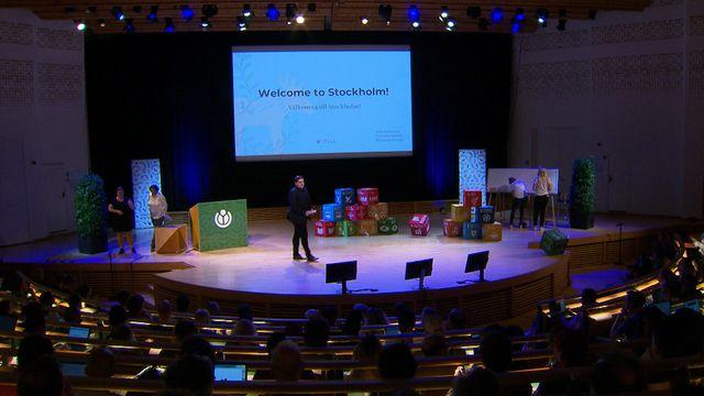UR Samtiden - Wikimania 2019 : Wikimania Stockholm 2019