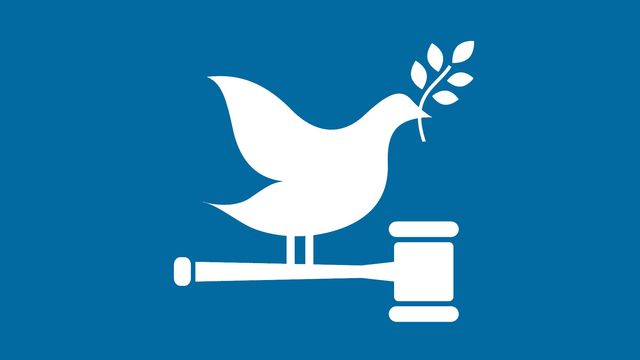 Kjellkoll : Mål 16: fredliga och inkluderande samhällen