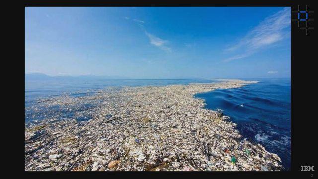 UR Samtiden - Plast och samhälle : Städa haven med hjälp av blockkedjor