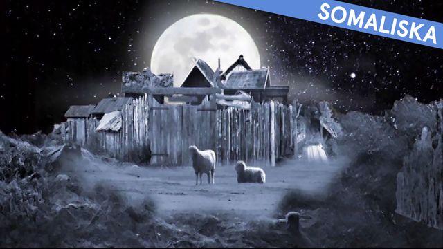 Gudar och badkar - somaliska : Måndag - Månes dag