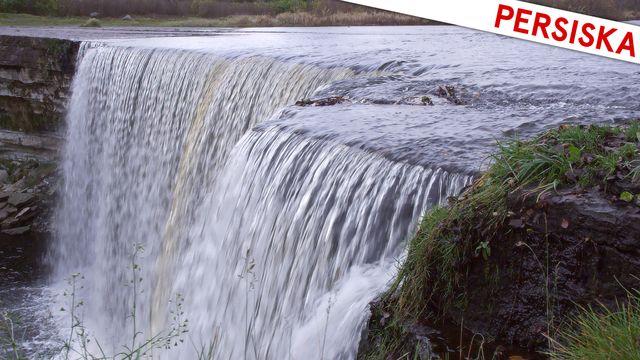 Bara vanligt vatten - persiska : Vatten är viktigt