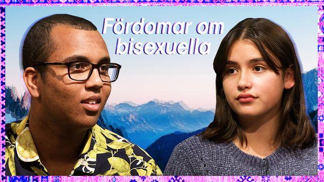 Tänk till talkshow : Bisexuell - på riktigt?