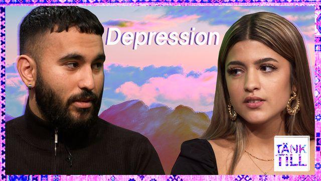 Tänk till talkshow : Depression - går det att rycka upp sig?