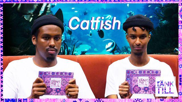 Tänk till talkshow : I huvudet på en catfish