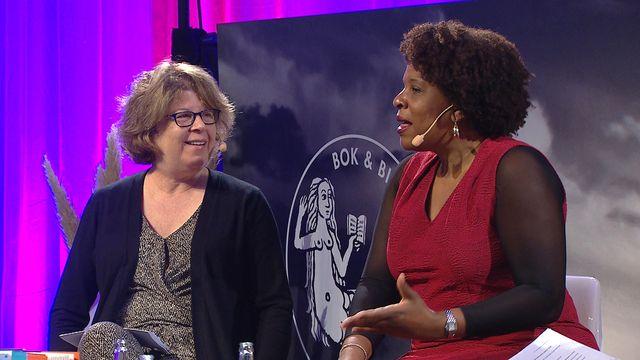 UR Samtiden - Bokmässan 2019 : USA, Trump och kvinnorna