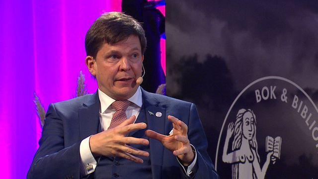 UR Samtiden - Bokmässan 2019 : Regeringsbildningen - processen, ideologierna och resultatet