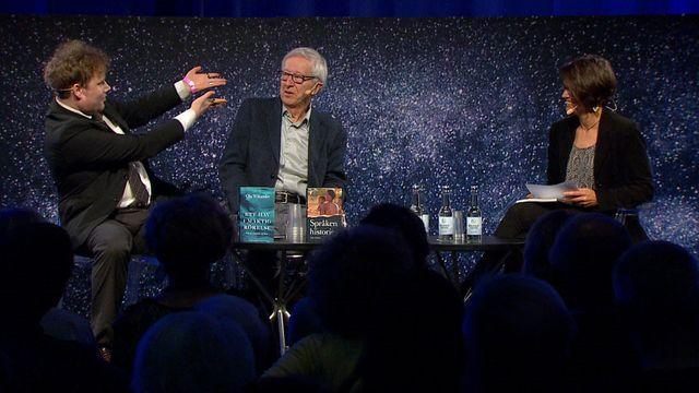 UR Samtiden - Bokmässan 2019 : Språkens historia och utveckling