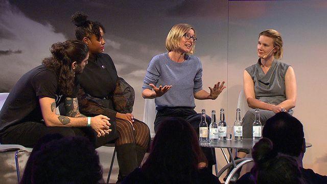 UR Samtiden - Bokmässan 2019 : Behövs feminismen?