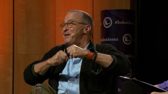 UR Samtiden - Bokmässan 2019 : Åldrandet, döden och snygga byxor