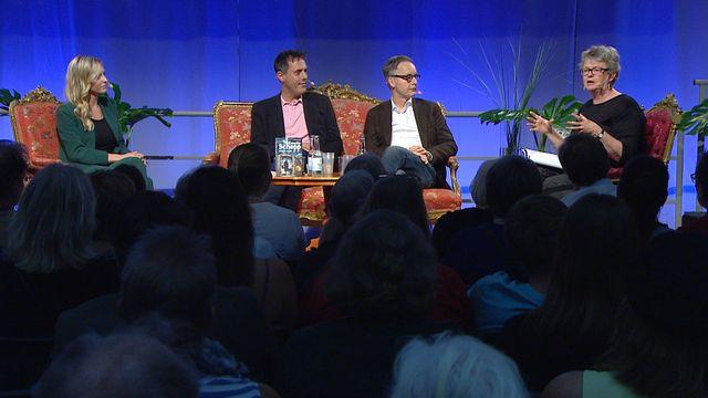 UR Samtiden - Bokmässan 2019 : Skandikrim i världen