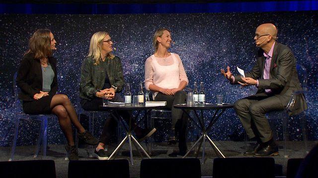 UR Samtiden - Bokmässan 2019 : Att faktagranska populärvetenskap