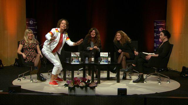 UR Samtiden - Bokmässan 2019 : Medelålders kvinna idag - en helt ny frihet