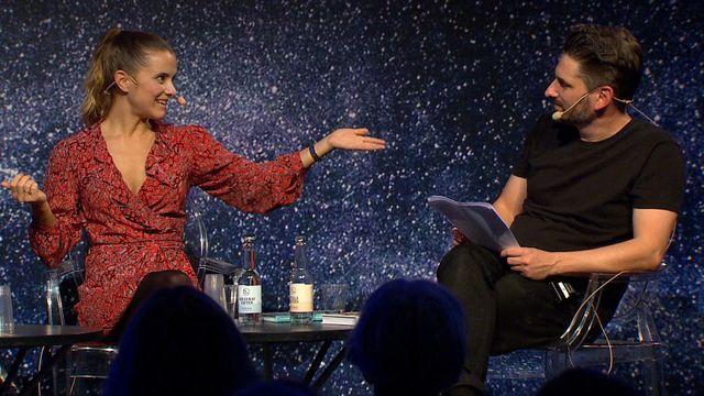 UR Samtiden - Bokmässan 2019 : Känslig hantering