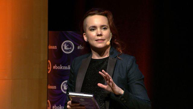 UR Samtiden - Bokmässan 2019 : Sagor om grammatik