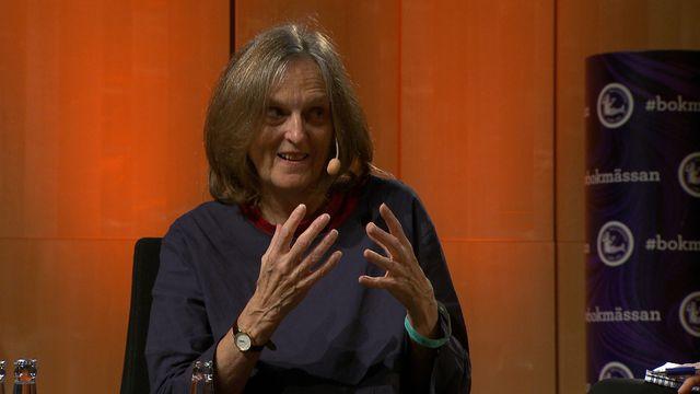 UR Samtiden - Bokmässan 2019 : Tessa Hadley skildrar våra inre liv