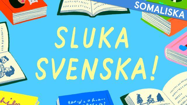 Sluka svenska! - somaliska : Fröken Spöke, del 2