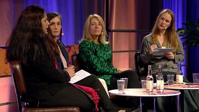 UR Samtiden - Bokmässan 2019 : Med fokus på mänskliga rättigheter