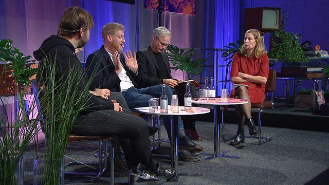 UR Samtiden - Bokmässan 2019 : Högerpopulism och yttrandefrihet