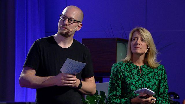 UR Samtiden - Bokmässan 2019 : Kraftsamling för MIK
