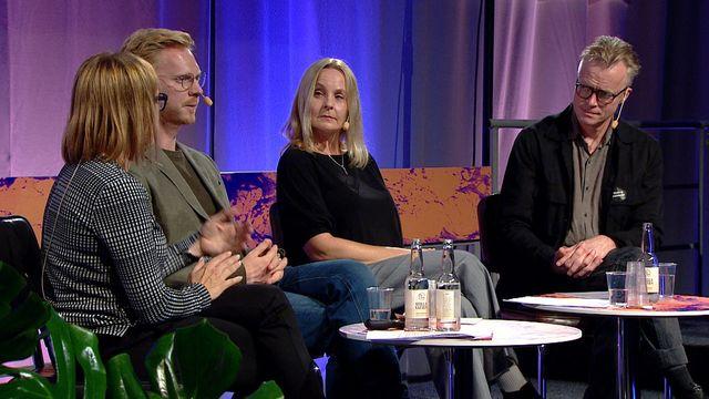 UR Samtiden - Bokmässan 2019 : Ungas nyhetsanvändning under lupp