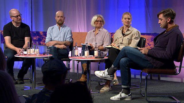 UR Samtiden - Bokmässan 2019 : MIK - Så enkelt är det