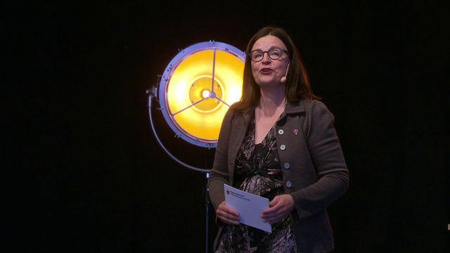 UR Samtiden - Nobel Prize teacher summit 2019 : Lärarens roll för en hållbar framtid