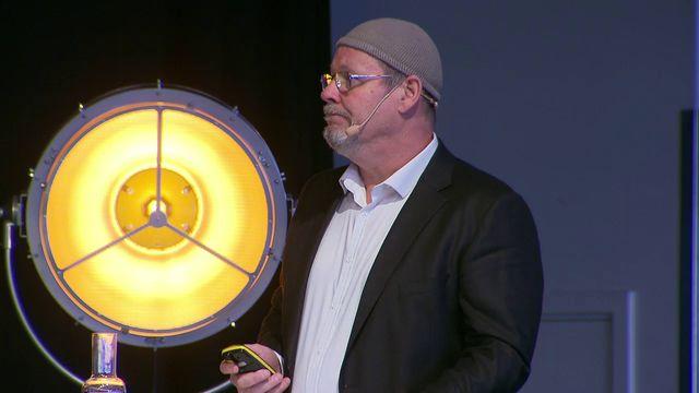 UR Samtiden - Nobel Prize teacher summit 2019 : Berättelser är nyckeln till omställning