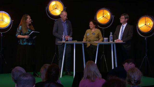 UR Samtiden - Nobel Prize teacher summit 2019 : Att lära ut en värld i förändring