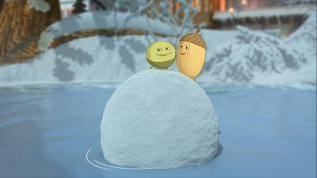 Tripp, Trapp, Träd : Snöboll