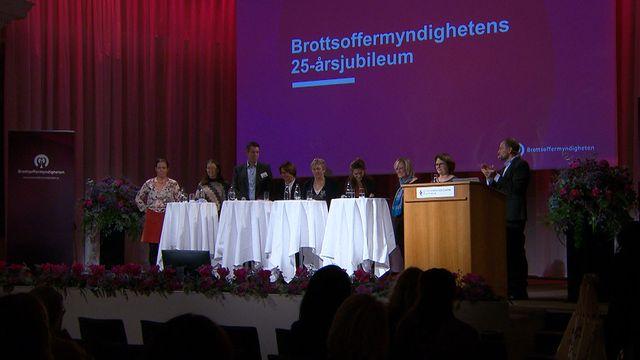 UR Samtiden - Brottsoffermyndighetens jubileumskonferens 2019 : Framtidens brottsofferstöd