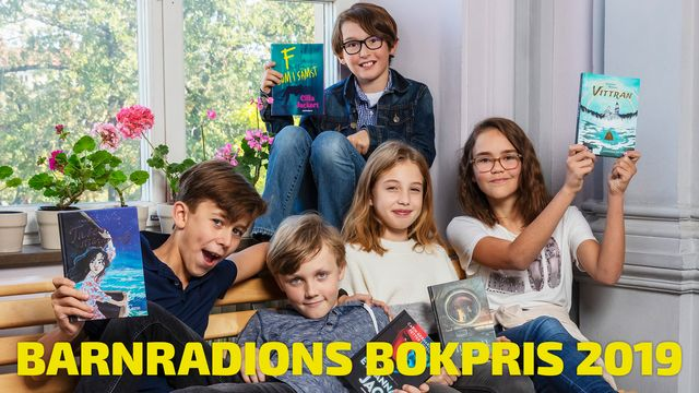 Barnradions bokpris : Final