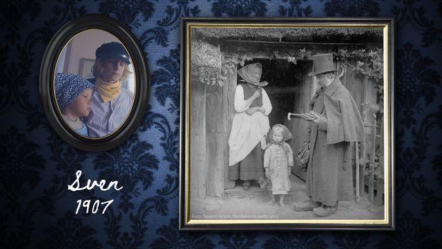 Hälsning till framtiden : Svens historia 1907