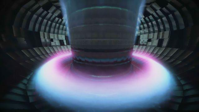 Briljanta forskare - syntolkat : Fusionskraft