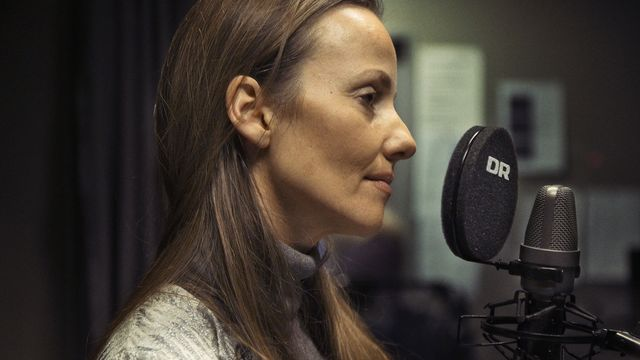 Den kvinnliga imamen : Intervju i danska P1