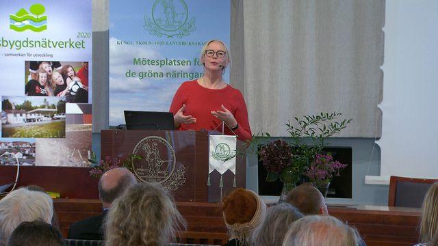 UR Samtiden - Nötkreatur, biologisk mångfald och klimat : Gräsmarker och ekosystemtjänster